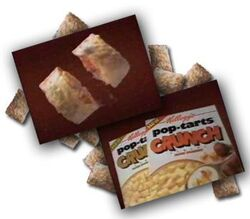Pop Tarts Crunch logo