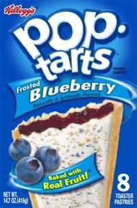 Frosted Blueberry