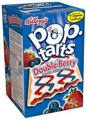 Frosted Double Berry