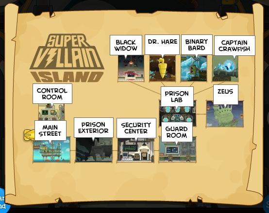 poptropica spy island how to use the decoder