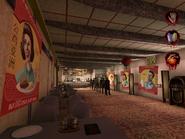 Interior of the restaurant 001