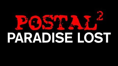 Postal 2 Paradise Lost -- Announcement Trailer