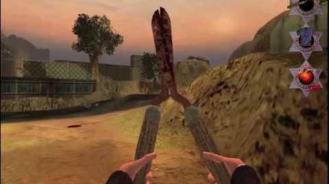 Postal 2 Melee Weapons