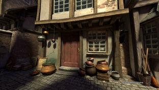 Potages Cauldron Shop