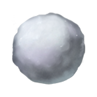 Snow Ball | A snowball in a mittened hand. | Wisconsin Department ...