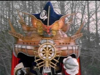 captain zahab power rangers lost galaxy fanfilm series