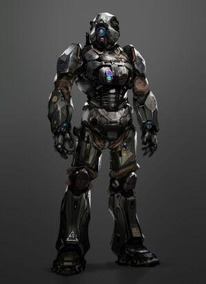 Prometheus Suit