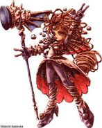 Lady Blackpearl