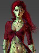 Poison Ivy Render PSD jpgcopy