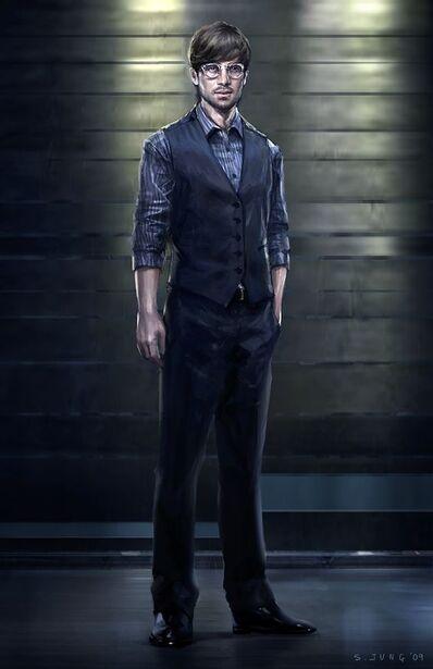 Oswald Lestrange
