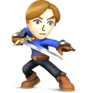Mii Swordfighter SSB4
