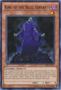King of the Skull Servants Yugioh
