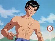 Kaname Marks Yusuke