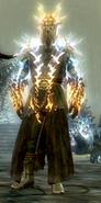 Miraak in Dragon Aspect