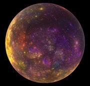 Omega moon