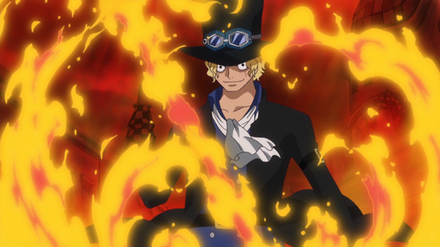 File:Sabo Using The Mera Mera no Mi.png