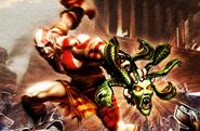 Kratos Gorgon Medusa