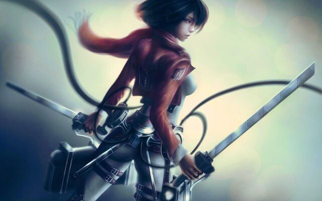 File:Attack-On-Titan-Mikasa-Ackerman-swords.jpg