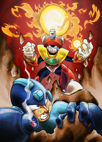 File:Megaman vs Solar Man.jpg