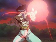 Yusuke Spirit Gun