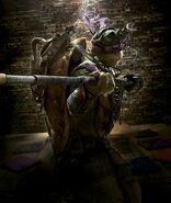 Donatello 2014 Textless Poster
