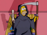 Homer the Grim Reaper