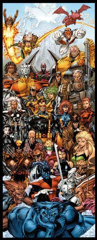 File:X-Men Forever - Door Poster.jpg