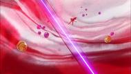 Dimension Sword Attack