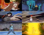 Yu Yu Hakusho Elemental Manipulation