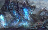 Kaiju pacific rim clouds dark monsters 1680x1050 80490