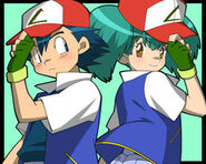 Ash and Duplica