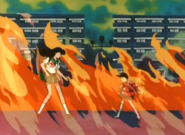 Kagome meets Mayu the Ghost
