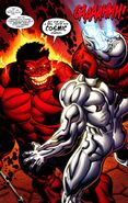 Red Hulk Absorption