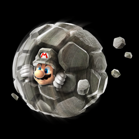 File:Rock Mario.png