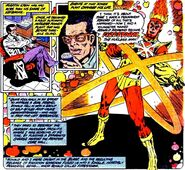 Firestorm Matrix 001