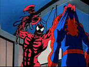 Carnage in Spider-Man The Animated Series
