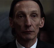 Death a la Julian Richings