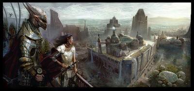 Yithian city world 2