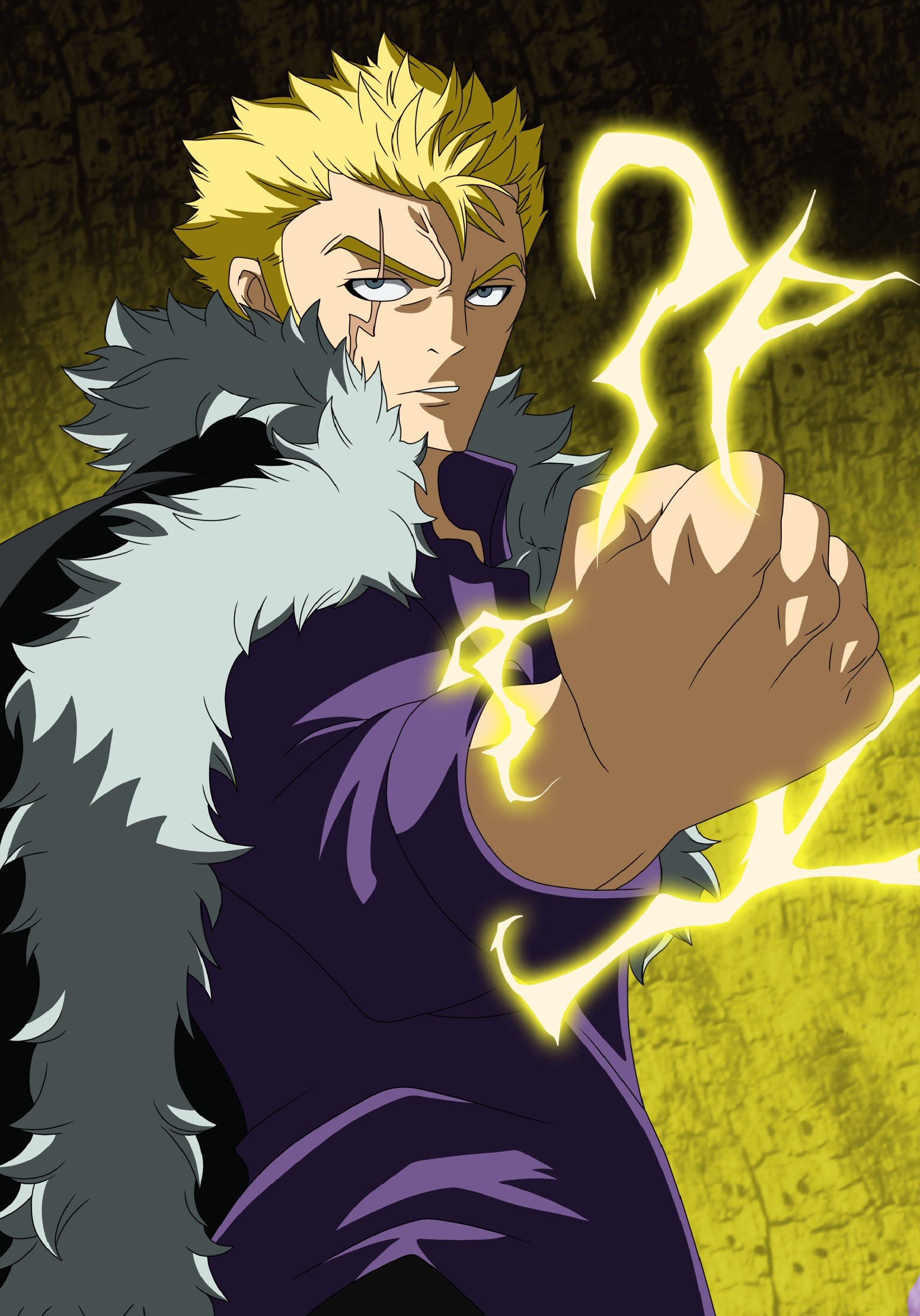 Image - Laxus dreyar fairy tail 357 by rogerwolf27-d6s7oh4 ...