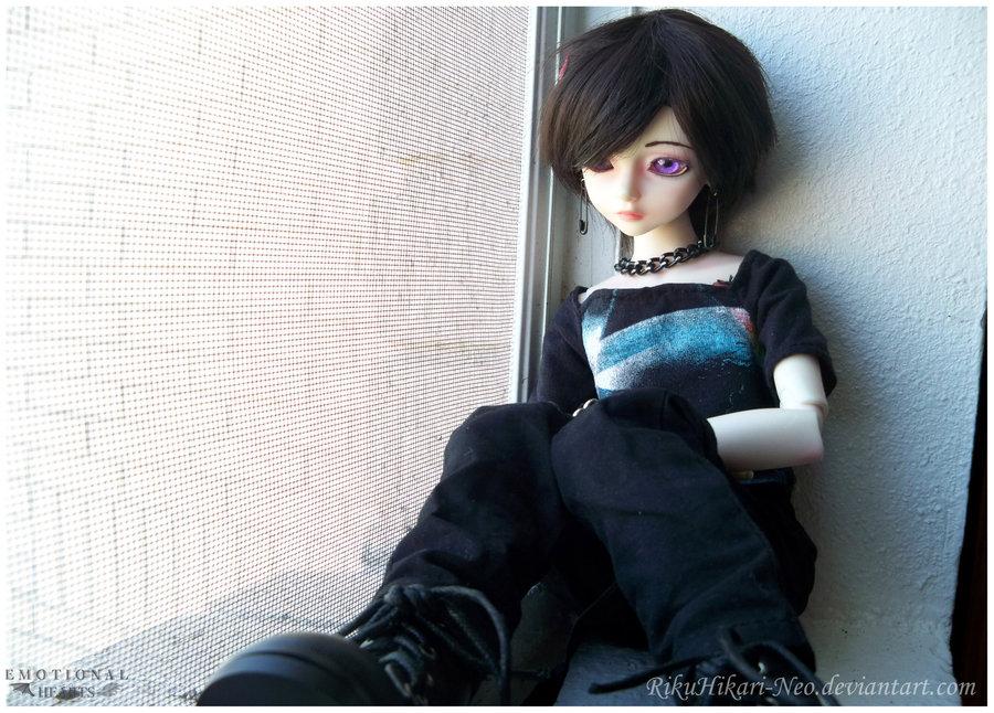 Worried and shy by rikuhikari neo