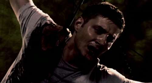 After his deal was up  Dean Supernatural Dean In Hell