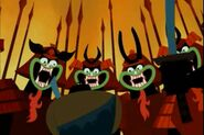 Aku is Legion