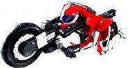 Masked-rider-accel-bike-form