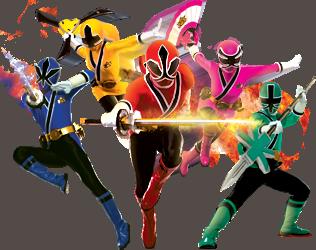 File:Samurai Rangers.png