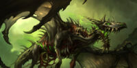 Undead-Dragon Physiology