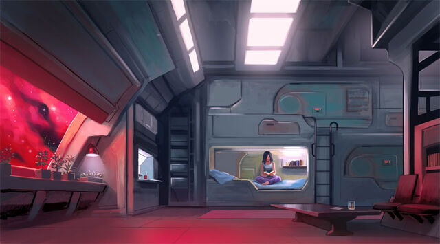 File:Sleeping quarters by jjnaas.jpg