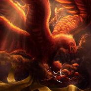 Ziz king of birds by venominon-d4vd35s