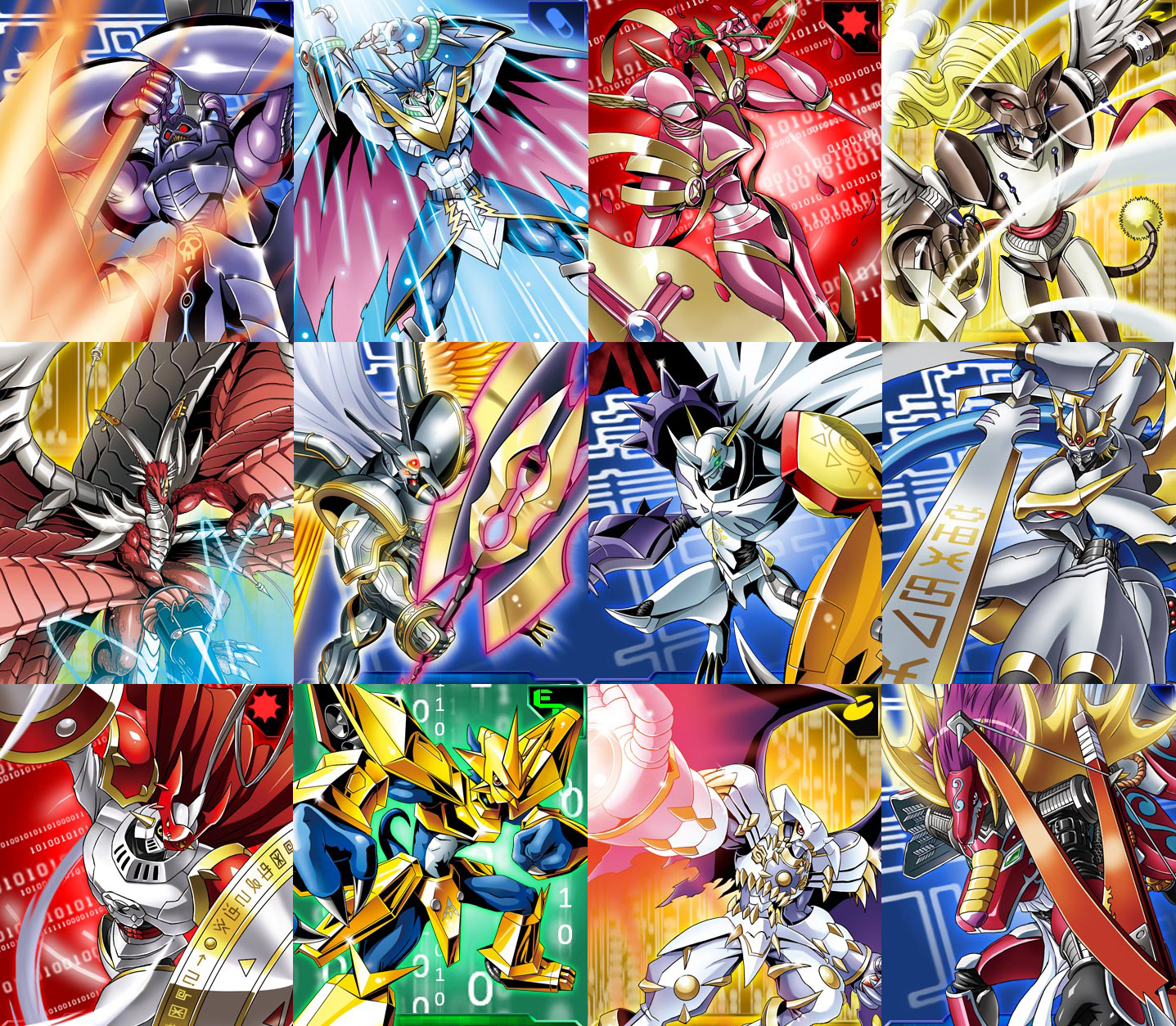 Image digimon royal superpower wiki for 12 knights of the round table characters