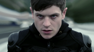 Misfits Series 3 Simon Using Foresight