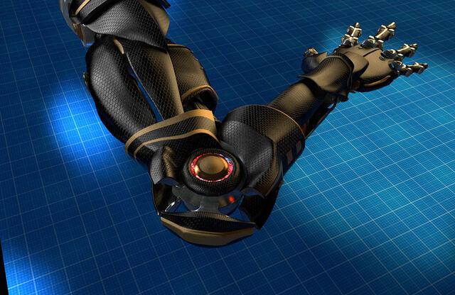 File:Prosthetic arm.jpg